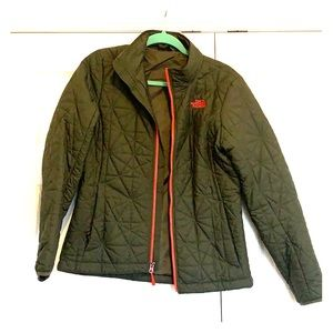 Quilted North Face